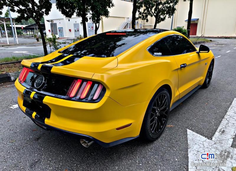Ford MUSTANG 5.0-LITER LUXURY GT SUPER SPORTBACK Automatic 2016