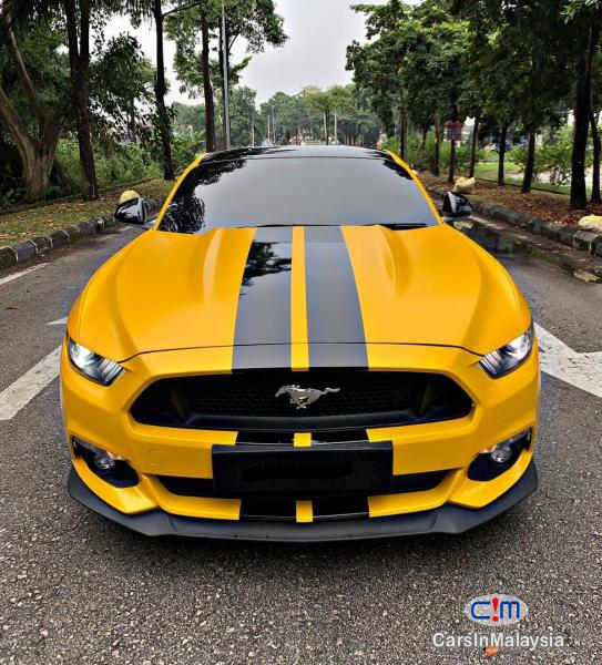 Ford MUSTANG 5.0-LITER LUXURY GT SUPER SPORTBACK Automatic 2016 in Selangor