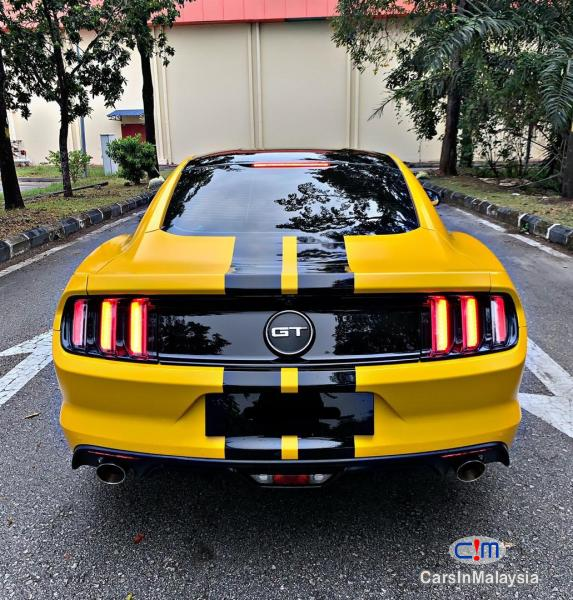 Ford MUSTANG 5.0-LITER LUXURY GT SUPER SPORTBACK Automatic 2016 in Malaysia