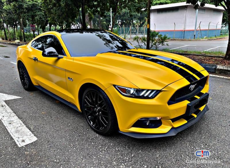 Picture of Ford MUSTANG 5.0-LITER LUXURY GT SUPER SPORTBACK Automatic 2016 in Selangor
