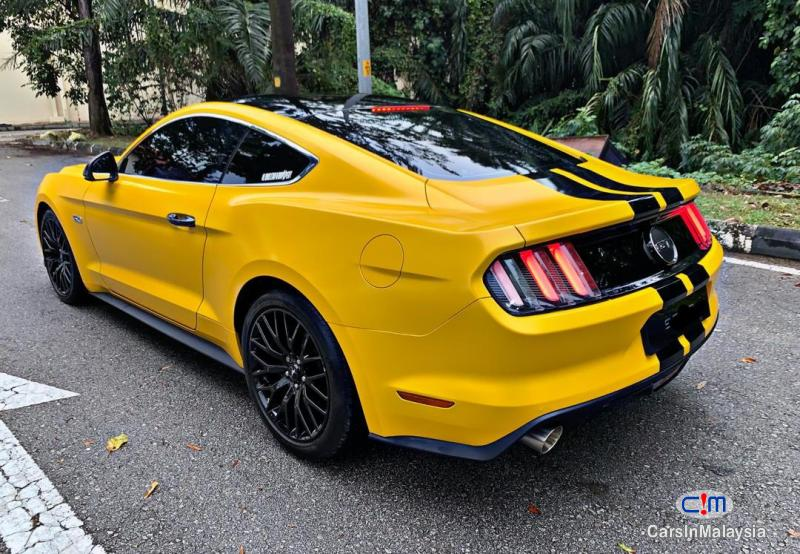 Picture of Ford MUSTANG 5.0-LITER LUXURY GT SUPER SPORTBACK Automatic 2016 in Malaysia