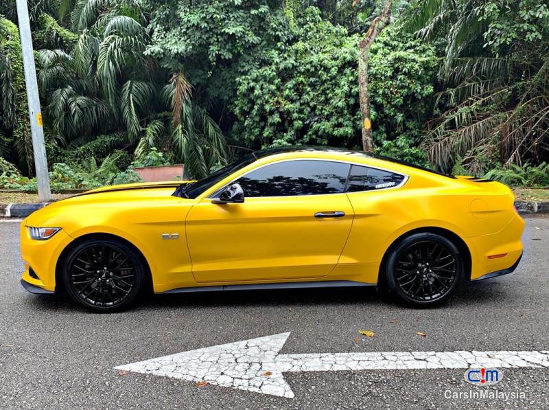 Ford MUSTANG 5.0-LITER LUXURY GT SUPER SPORTBACK Automatic 2016 in Malaysia - image