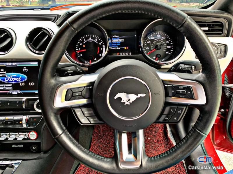 Ford MUSTANG 5.0-LITER LUXURY GT SUPER SPORTBACK Automatic 2016 - image 9