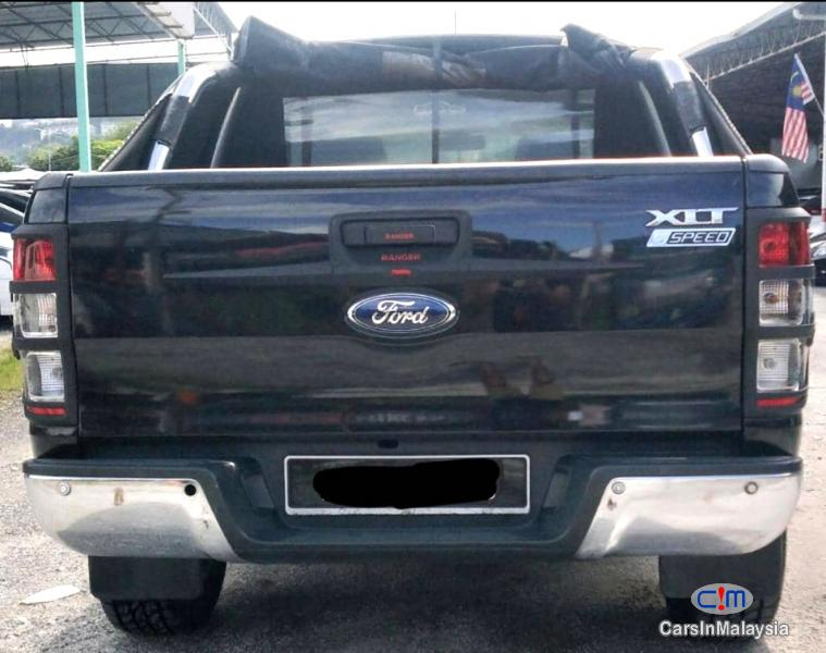 Ford Ranger 2.2-LITER DIESEL 4X4 DOUBLE CAB CHASSIS Automatic 2015