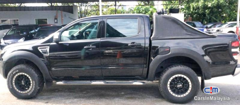 Ford Ranger 2.2-LITER DIESEL 4X4 DOUBLE CAB CHASSIS Automatic 2015 in Kuala Lumpur