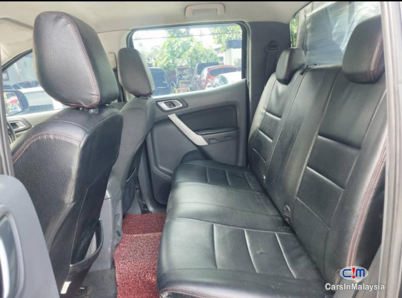Ford Ranger 2.2-LITER DIESEL 4X4 DOUBLE CAB CHASSIS Automatic 2015 in Malaysia - image