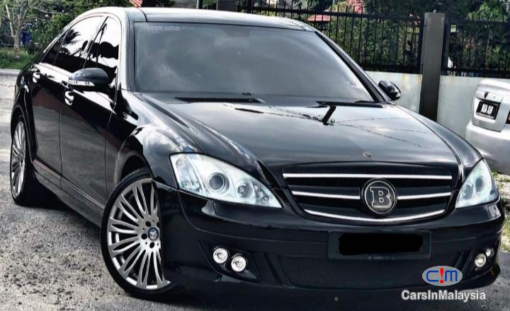 Picture of Mercedes Benz BRABUS S B7 Automatic 2008