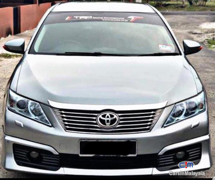Pictures of Toyota Camry 2 Automatic 2013