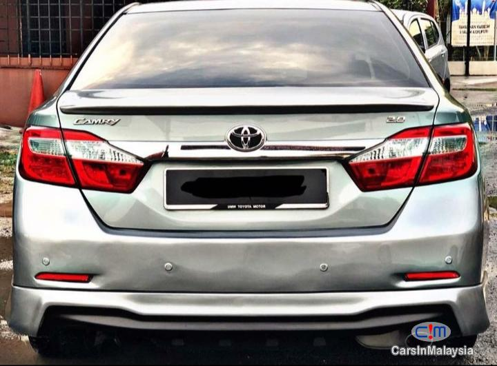 Toyota Camry 2 Automatic 2013