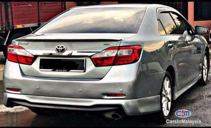 Toyota Camry 2 Automatic 2013 in Malaysia