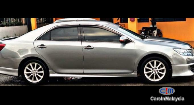 Picture of Toyota Camry 2 Automatic 2013 in Selangor