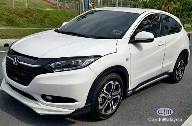 Picture of Honda HR-V Suv 1.8 Fuel Economy Automatic 2017