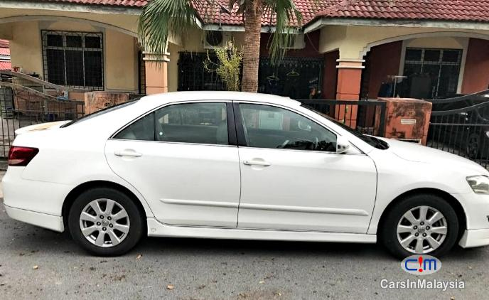 Picture of Toyota Camry 2.0 Liter Luxury Leather Seats Automatic 2007
