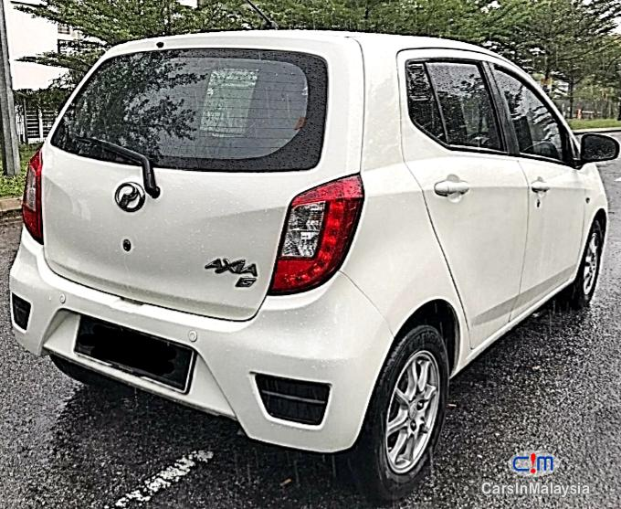 Picture of Perodua Axia Economy Fuel Saver Car Automatic 2016
