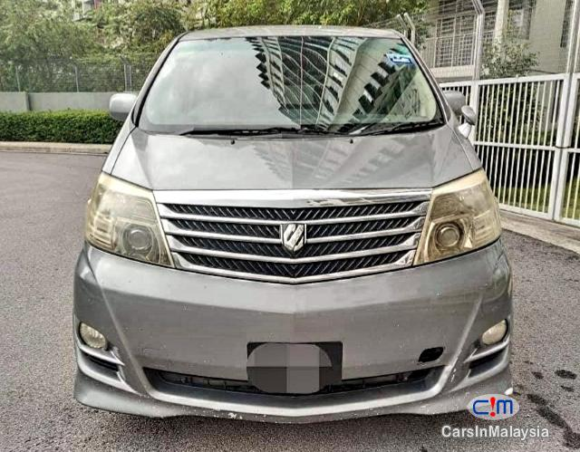 Picture of Toyota Alphard 2.4-LITER LUCURY FAMILY MPV 8 SEATER Automatic 2008