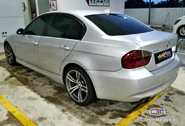 BMW 3 Series 2.0-LITER LUXURY SEDAN Automatic 2007 in Malaysia