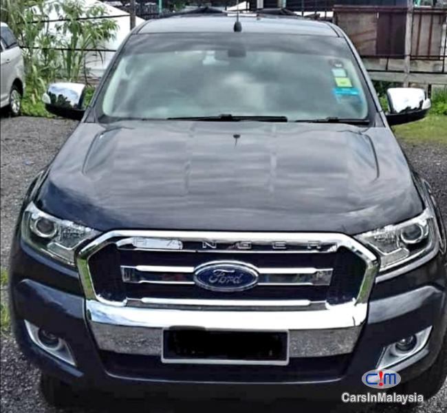 Pictures of Ford Ranger 4WD 4x4 CAB CHASSIS DIESEL TURBO Automatic 2017