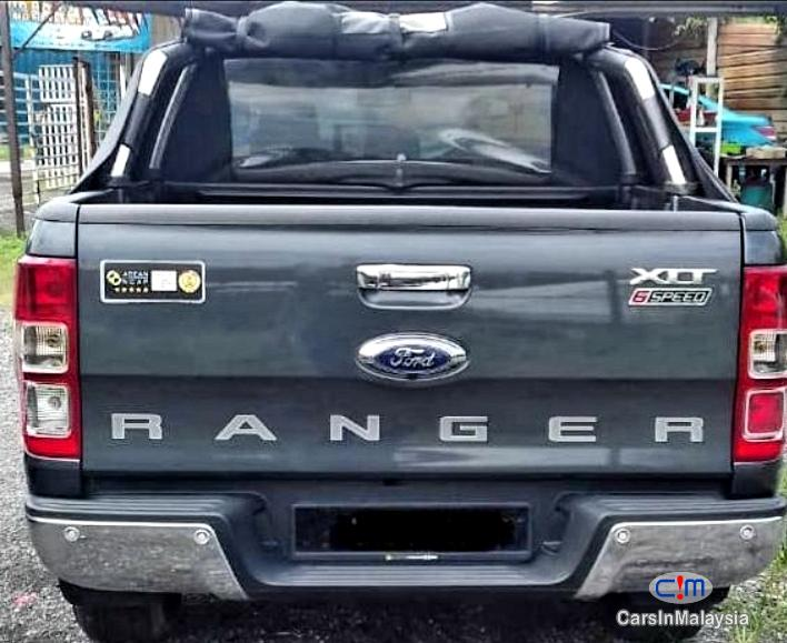 Ford Ranger 4WD 4x4 CAB CHASSIS DIESEL TURBO Automatic 2017