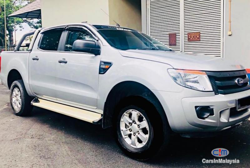 Picture of Ford Ranger 4WD 4X4 DOUBLE CAB MANUAL TURBO Manual 2014