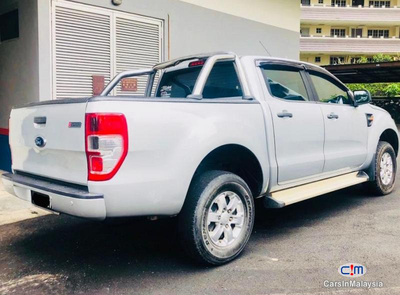 Ford Ranger 4WD 4X4 DOUBLE CAB MANUAL TURBO Manual 2014