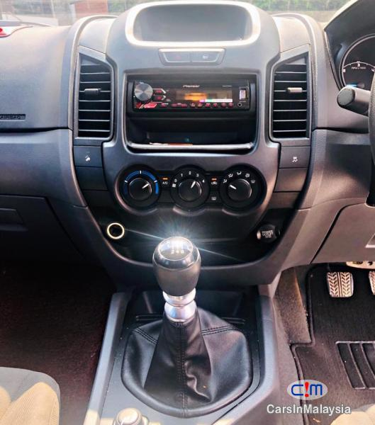 Picture of Ford Ranger 4WD 4X4 DOUBLE CAB MANUAL TURBO Manual 2014 in Kuala Lumpur