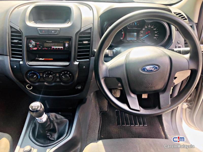 Picture of Ford Ranger 4WD 4X4 DOUBLE CAB MANUAL TURBO Manual 2014 in Malaysia