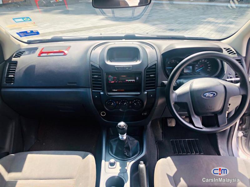 Ford Ranger 4WD 4X4 DOUBLE CAB MANUAL TURBO Manual 2014 in Kuala Lumpur - image