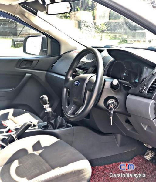 Ford Ranger 4WD 4X4 DOUBLE CAB MANUAL TURBO Manual 2014 in Malaysia - image