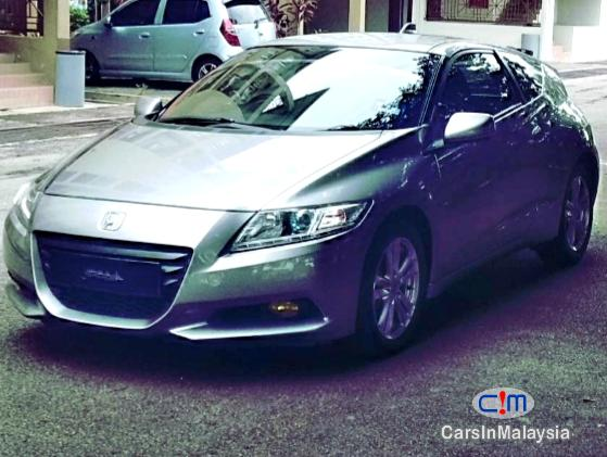 Picture of Honda CR-Z 1.5-Liter Fuel Saver Sporty Car Manual 2015