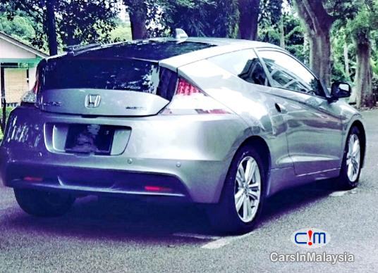 Honda CR-Z 1.5-Liter Fuel Saver Sporty Car Manual 2015
