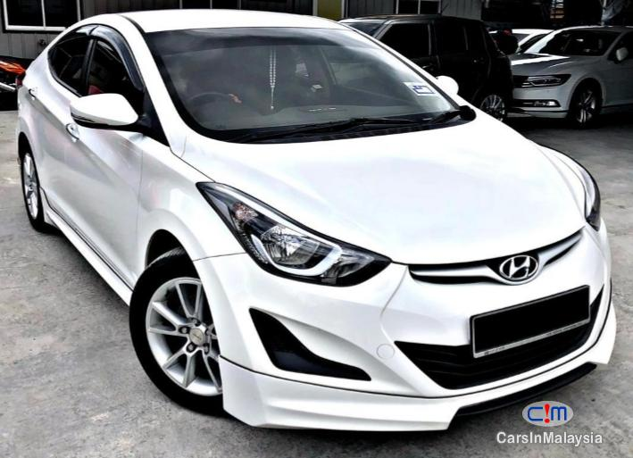 Picture of Hyundai Elantra 1.6-LITER NEW FACELIFT LATEST MODEL Automatic 2016