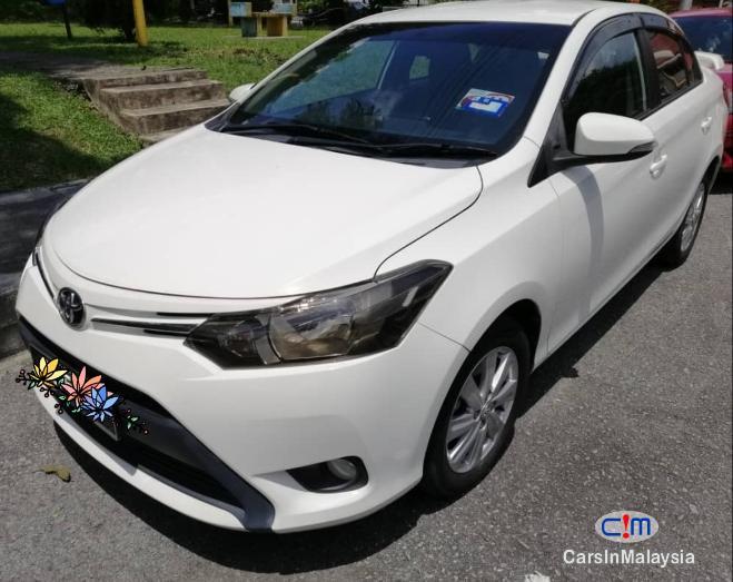 Toyota Vios 1.5-LITER FUEL SAVER SEDAN CAR Automatic 2014 in Selangor