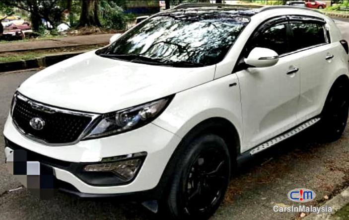 Picture of Kia Sportage 2.0-LITER BEAUTIFUL SPORTY SUV Automatic 2014
