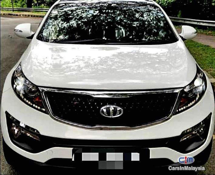 Kia Sportage 2.0-LITER BEAUTIFUL SPORTY SUV Automatic 2014 in Selangor
