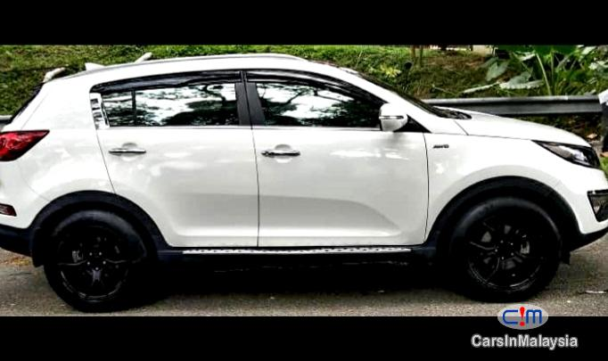 Picture of Kia Sportage 2.0-LITER BEAUTIFUL SPORTY SUV Automatic 2014 in Selangor