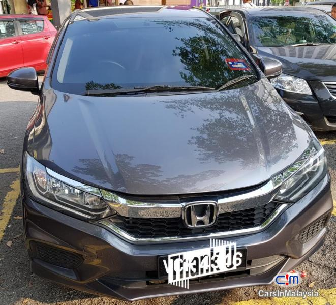 Honda City 1.5-LITER ECONOMY SEDAN Automatic 2018 in Selangor