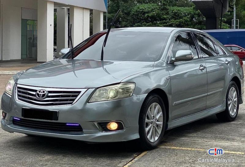 Picture of Toyota Camry 2.0-LITER LUXURY SEDAN Automatic 2009