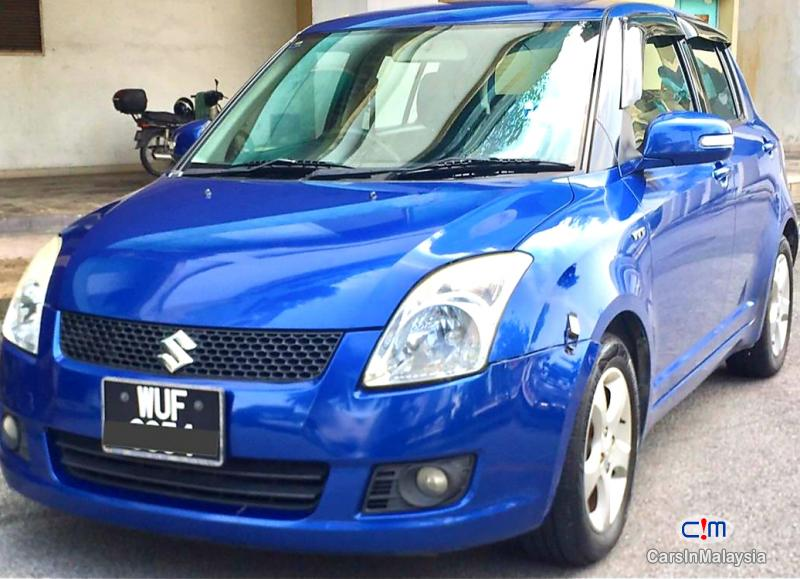 Suzuki Swift 1.5-LITER ECONOMY HATCHBACK Automatic 2010