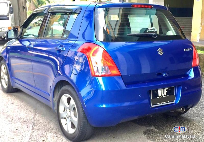 Picture of Suzuki Swift 1.5-LITER ECONOMY HATCHBACK Automatic 2010 in Kuala Lumpur