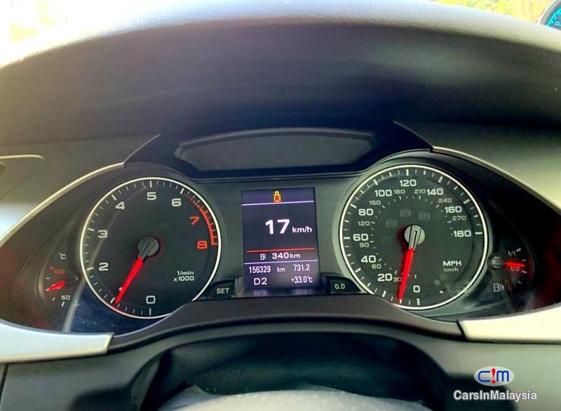 Audi A4 2.0-LITER LUXURY SEDAN Automatic 2013 in Kuala Lumpur