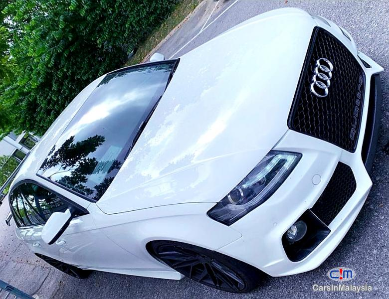 Picture of Audi A4 2.0-LITER LUXURY SEDAN Automatic 2013 in Malaysia