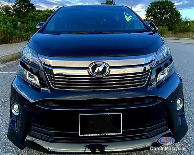 Picture of Toyota Vellfire 2 4-LITER LUXURY MPV SUNROOF MOONROOF FULLSPEC Automatic 2014