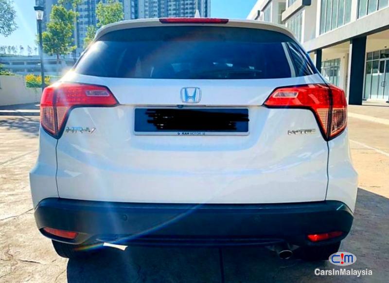 Honda HR-V 1.8-LITER ECONOMY SUV Automatic 2015 in Malaysia