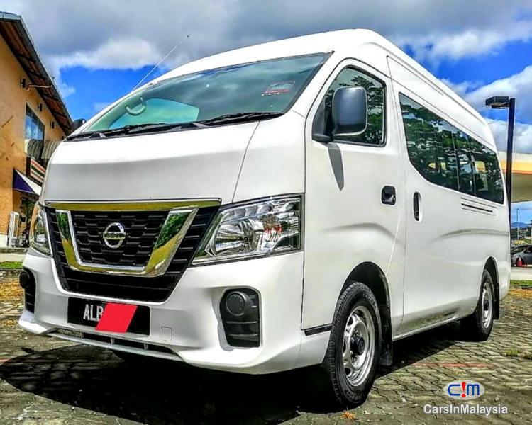 Nissan NV350 Urvan 2.5-LITER DIESEL FAMILY BUSINESS PASSENGER Manual 2018 - image 3