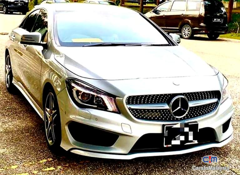 Picture of Mercedes Benz CLA250 2.0-LITER LUXURY SEDAN Automatic 2019