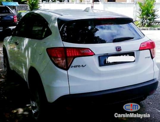 Honda HR-V 1.8-LITER ECONOMY SUV Automatic 2015