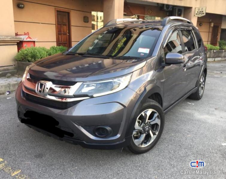 Pictures of Honda BR-V 1.5-LITER ECONOMY SUV Automatic 2017