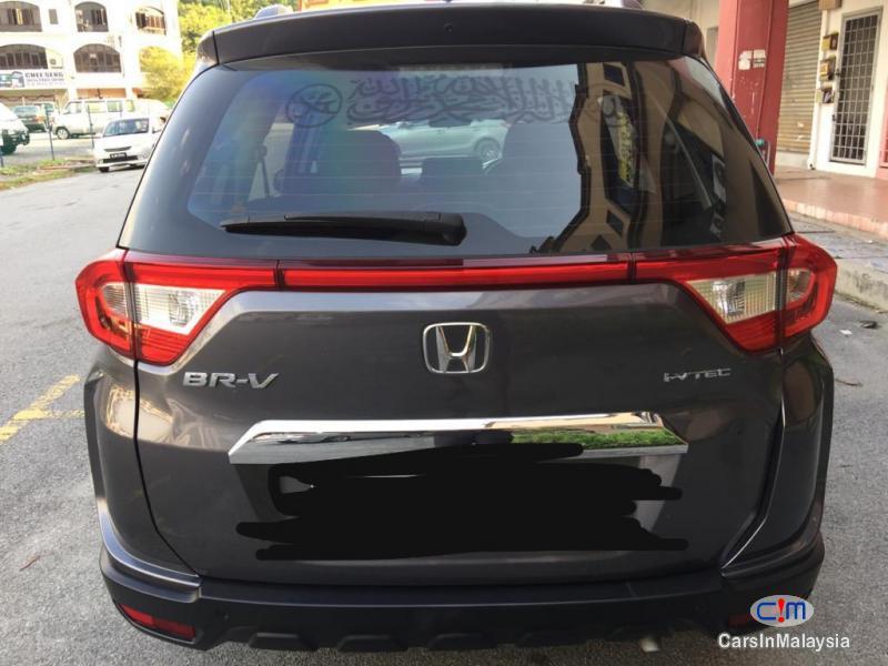 Honda BR-V 1.5-LITER ECONOMY SUV Automatic 2017 in Malaysia