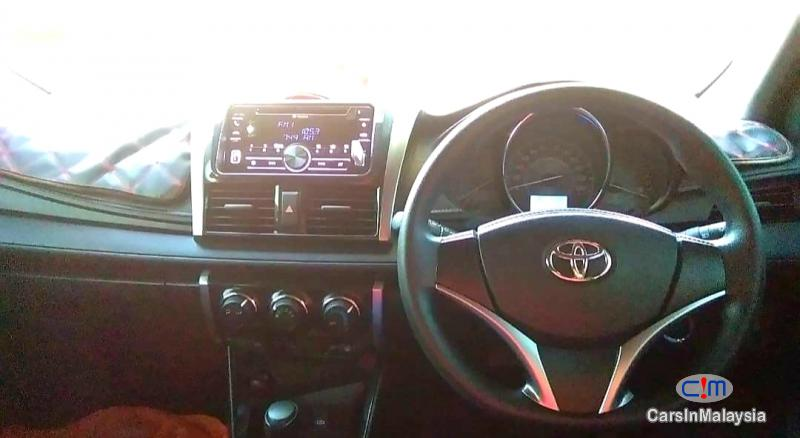 Toyota Vios 1.5-LITER ECONOMY SEDAN Automatic 2018 in Malaysia
