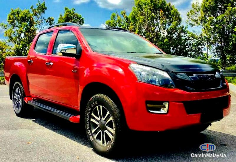 Isuzu D-Max 2.5-LITER 4X4 DOUBLE CAB DIESEL INTERCOOLER TURBO Automatic 2015 in Selangor